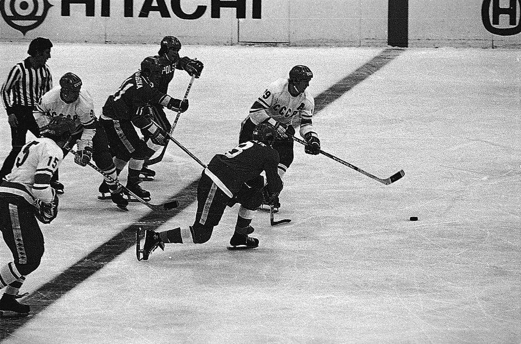 Mecz Polska - ZSRR w 1976 roku