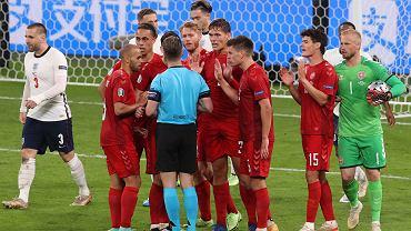 Polski sędzia międzynarodowy jasno o błędach arbitra w meczu Anglia - Dania