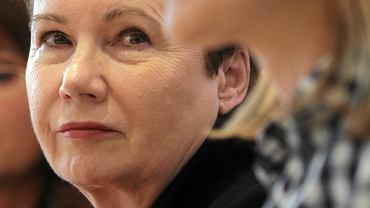 Hanna Gronkiewicz-Waltz, była prezydent Warszawy
