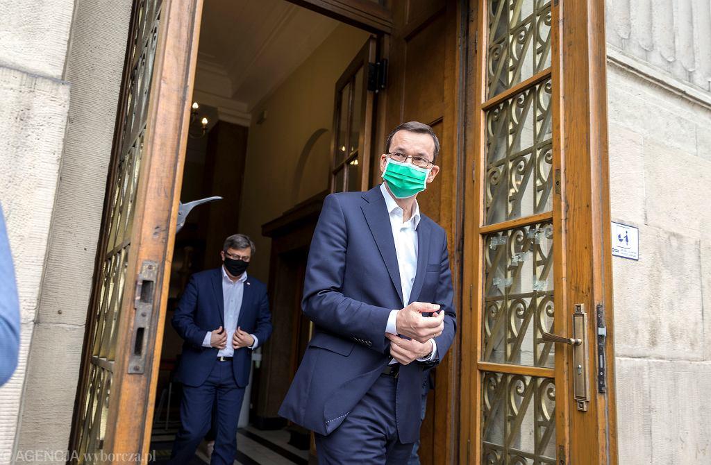 Związkowcy PGG chcą spotkania z premierem Mateuszem Morawieckim