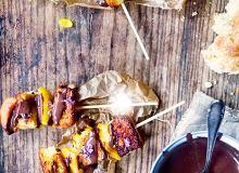 Szaszłyki zchałki imoreli - ugotuj