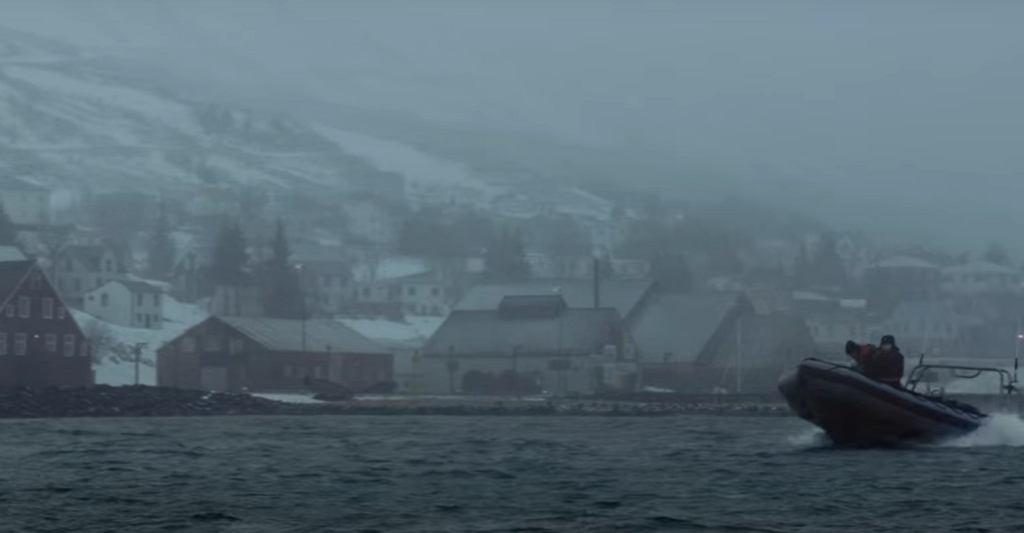 Kadr z zapowiedzi serialu 'Trapped'