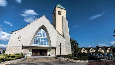 Kościół parafii pw. Matki Boskiej Fatimskiej w opolskich Grudzicach