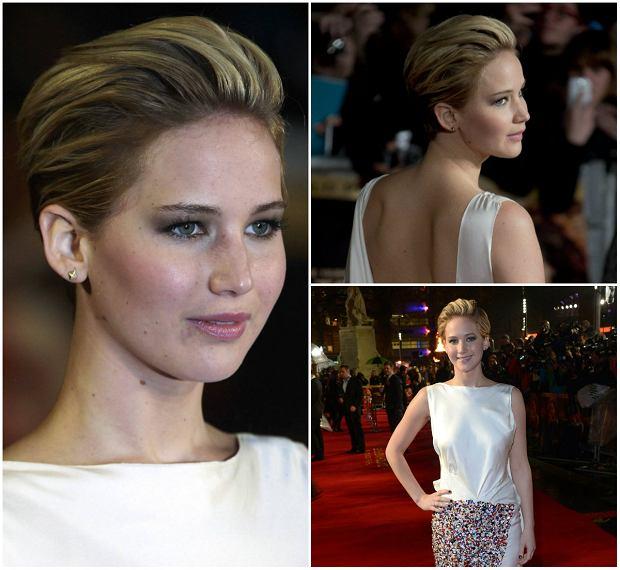 Jennifer na premierze w Londynie