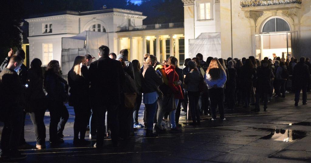 Noc Muzeów 2015 Warszawa