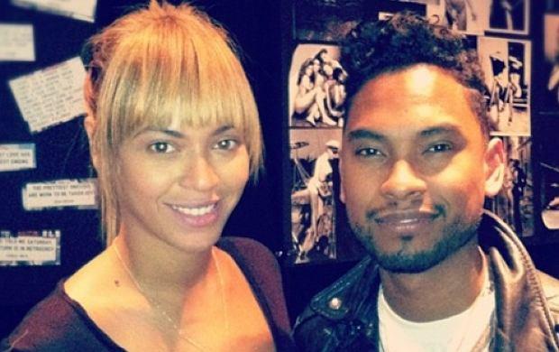 Beyonce, Miguel.