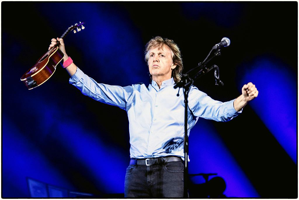 Paul McCartney OneOnOne tour 2017 / MJ KIM