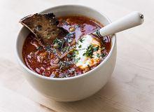Kwaśna zupa z chorizo - ugotuj