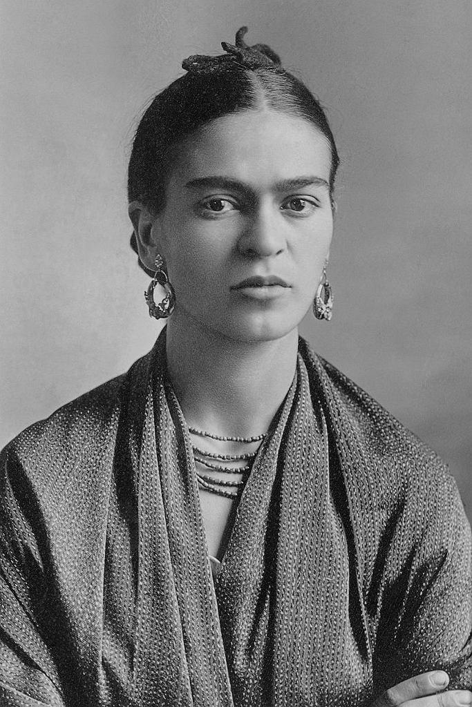 Frida Kahlo, 1926 / Fot. Guillermo Kahlo