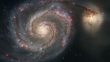 Galaktyka Wir (M51)