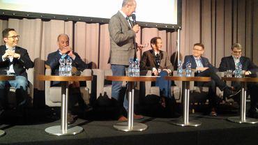 Noc komentatorów podczas Festiwalu Telewizyjnych Filmów Sportowych w Olsztynie