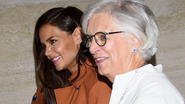 Katie Holmes z mamą