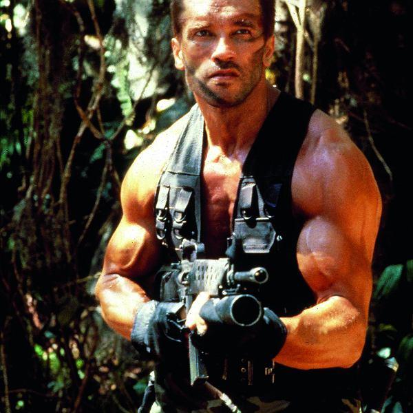 kadr z filmu 'Predator'
