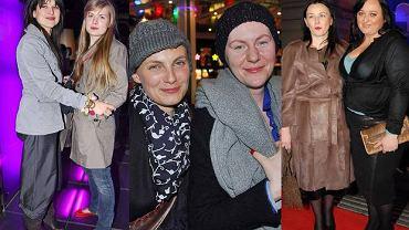 Katarzyna Herman, Sylwia Gliwa i Gosia Baczyńska z siostrami