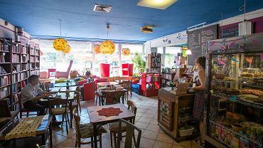 Kawiarnia Tarabuk przy ulicy Browarnej