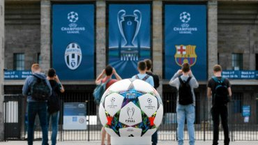 Przed finałem Ligi Mistrzów