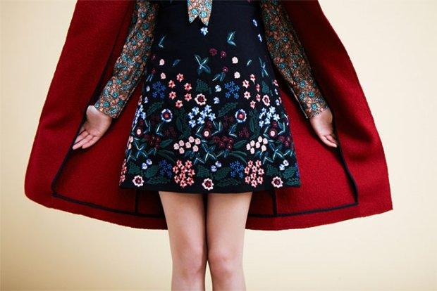 Wzory w jesiennej kolekcji Zara