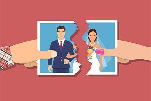 Kto musi spłacać długi, gdy rozpadnie się małżeństwo?
