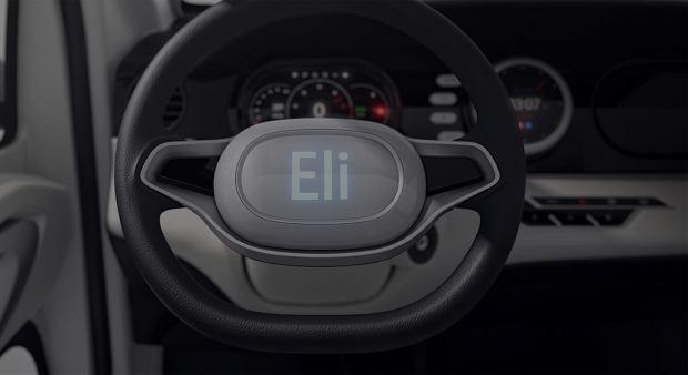 Eli ZEO Electric City Car