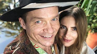 Katarzyna Zawadzka i Wojciech Mazolewski
