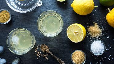 Napoje izotoniczne bez problemu przygotujemy w domu