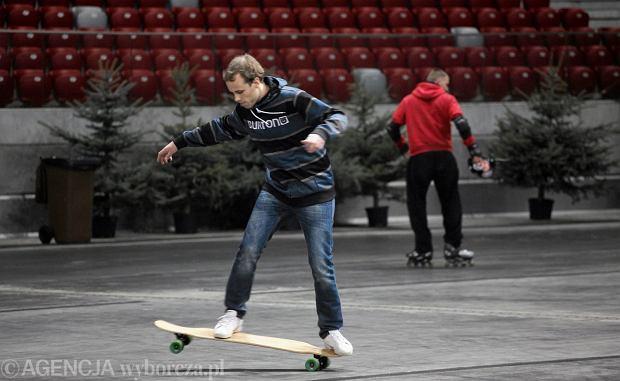 Zimowy Narodowy na Stadionie Narodowym w Warszawie