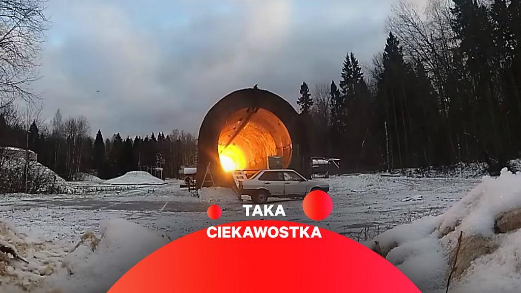 Rosyjska symulacja eksplozji jądrowej