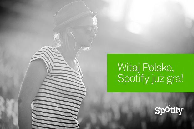 W Polsce działa już Spotify