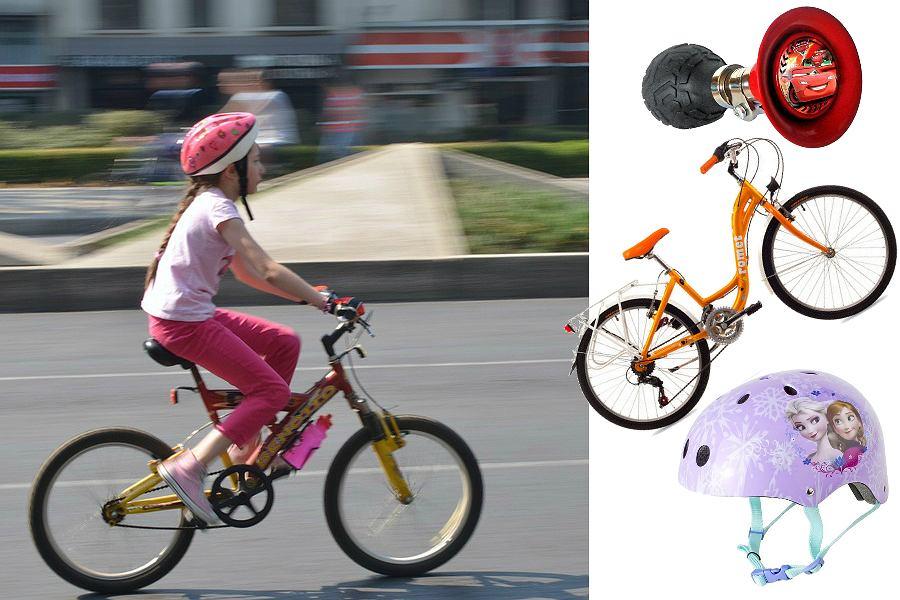 Rower na komunię