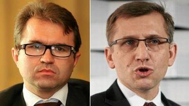 Zbigniew Girzyński i Krzysztof Kwatkowski