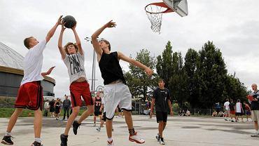 Streetball Olsztyn 2012