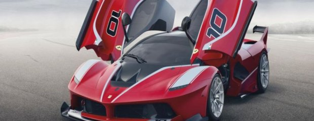 FXX K | Najmocniejsze Ferrari w historii