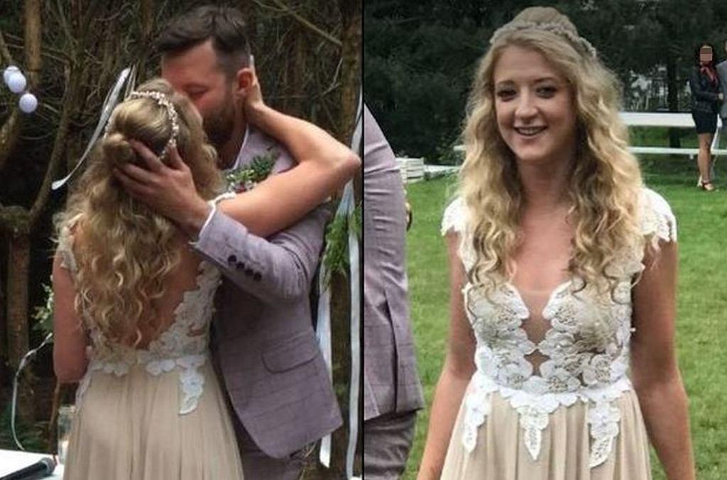 Ślub Lary Gessler
