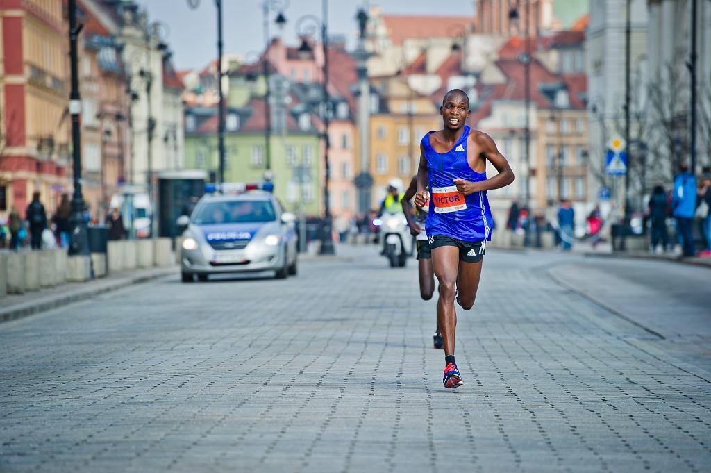 Półmaraton Warszawski 2015