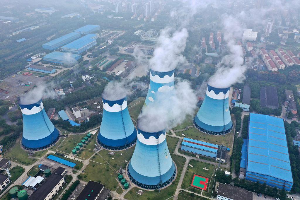 Chiny mają problem z energią.