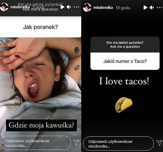 Q&A Moniki Brodki