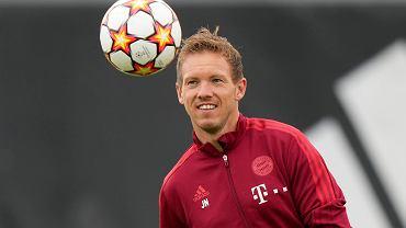 Julian Nagelsmann zrywa umowę z Nike. Menedżer Bayernu musi zapłacić 150 tys. euro