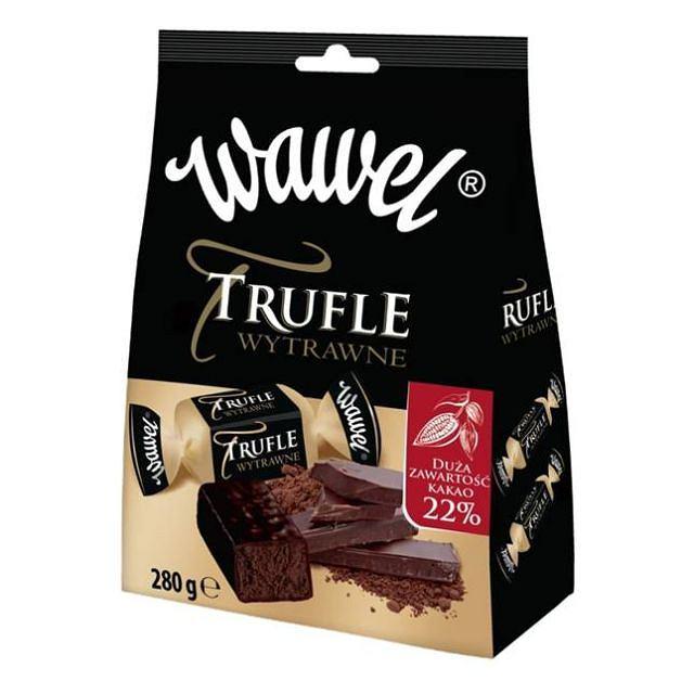 Przejdź na kakaową stronę mocy i rozsmakuj się w Truflach Wytrawnych