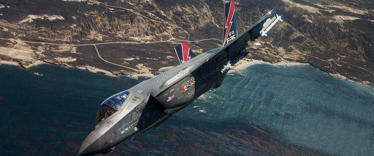 Myśliwce F-35 przylecą do Polski? Będą latającą reklamą amerykańskich samolotów