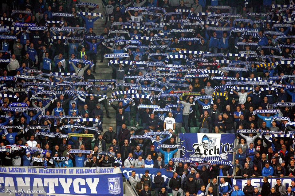 Lech Poznań Legia Warszawa 37 623 Kibiców Kupiło Dotąd