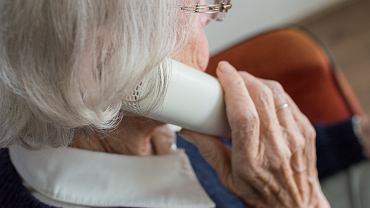 68-latka padła ofiarą oszustwa