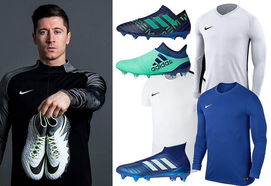 kolejna szansa jakość wykonania piękno Niezawodne ubrania i buty piłkarskie, uwielbiane przez ...