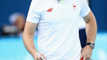 Igrzyska Europejskie w Baku. Trener Andrzej Kowal