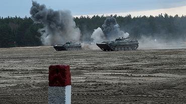 Filar polskich wojsk zmechanizowanych, nigdy nie zmodernizowane BWP-1 rodem z lat 60./70.