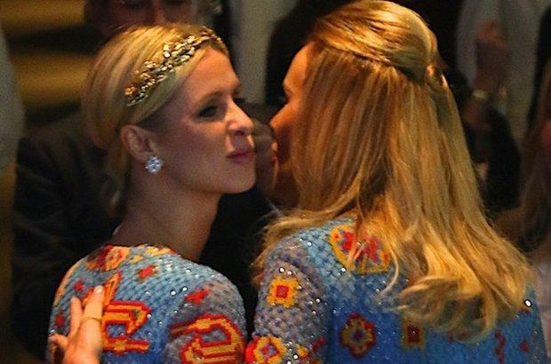 Nicky Hilton i Dee Ocleppo