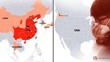 Nowy koronawirus z Chin