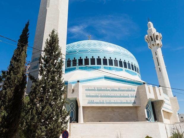 Błękitny Meczet w Ammanie
