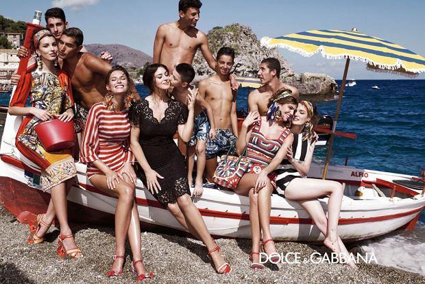 Monica Bellucci w kampanii marki z 2013 roku