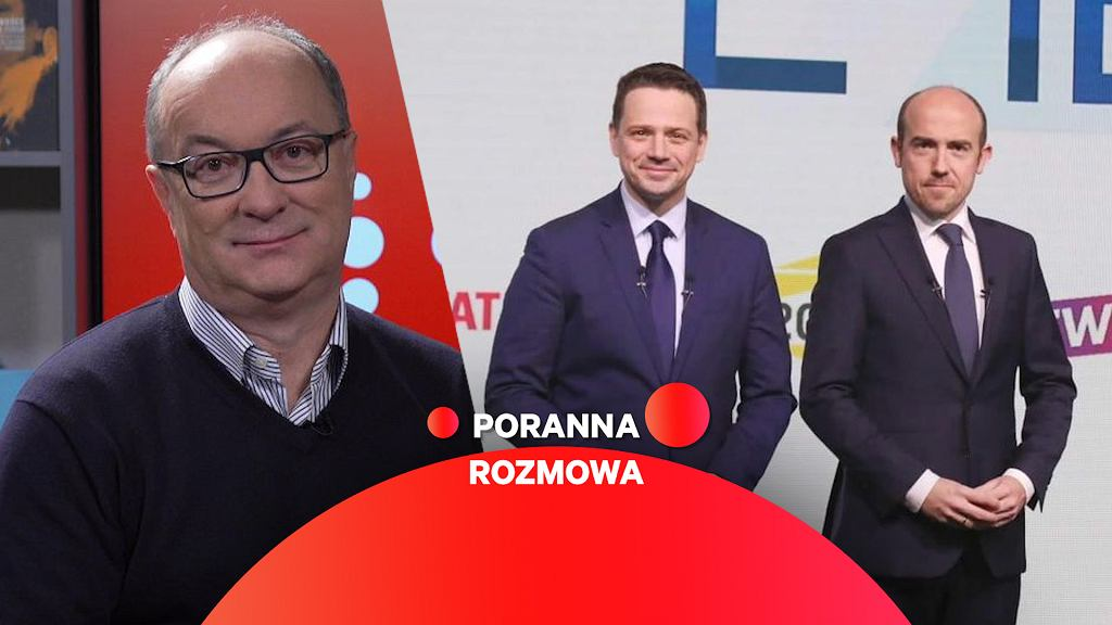 Poranna rozmowa Gazeta.pl. Gościem Włodzimierz Czarzasty