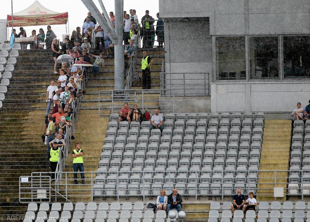 Przed meczem Eko-Dir Włókniarz Częstochowa - Stal Betad Rzeszów